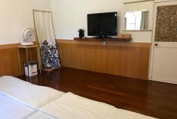 18平方米開放式平房 (小琉球) - 有1間私人浴室 30 secs to Sea Turtles - Comfy Dorm Quad Room