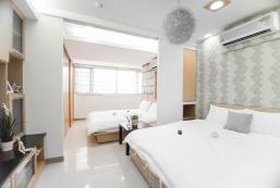 25平方米開放式公寓 (西門町) - 有1間私人浴室 Taipei ZZ33/Luxury/Taipei 101/Ximen MRT/1-4P