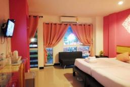 24平方米開放式公寓 (清康) - 有1間私人浴室  Boutique 5 Hotel @Chiangkham(Delux Twin Room)