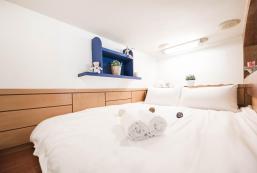 65平方米4臥室公寓 (西門町) - 有1間私人浴室 Taipei V2/Ximending/Taipei 101/Ximen MRT/1-7P