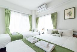35平方米1臥室公寓(上野) - 有1間私人浴室 Uhome Iriya Apartment 5F, 1 stop to Ueno