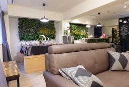 240平方米6臥室公寓 (西門町) - 有3間私人浴室 NEW Baby 文創空間 客廳餐桌6房單位3衛浴