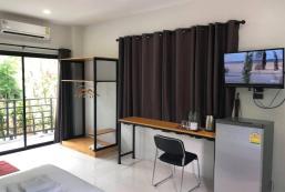 24平方米開放式公寓 (市中心) - 有1間私人浴室 ดีดี โมเดิร์นเฮาส์ (DD Modern House)