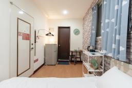 12平方米開放式公寓 (信義區) - 有1間私人浴室 Taipei K3/Taipei 101/Taipei City Hall Station/1-2p