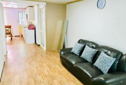 55平方米2臥室公寓 (郊區) - 有1間私人浴室 Perfect Own Apartment for Family, Near KTX station