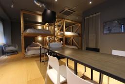 46平方米開放式公寓(心齋橋) - 有2間私人浴室 NEBOU HOTEL 3F