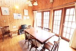 127平方米2臥室平房(山中湖) - 有1間私人浴室 AH Yamanaka-lake log house Thanks Yamanakako HS2