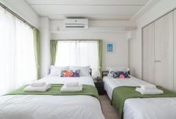 35平方米1臥室公寓(上野) - 有1間私人浴室 Uhome Iriya Apartment 4F