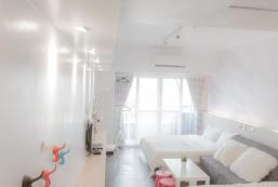 38平方米1臥室公寓 (台北車站) - 有1間私人浴室 Taipei MRT 5 second 3-6 person room