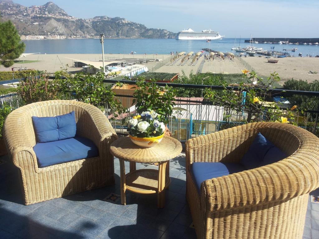Best Price on Terrazza sul Mare in Giardini Naxos  Reviews