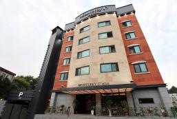 龍仁蒙特利17酒店 Yongin Monterey 17 Hotel