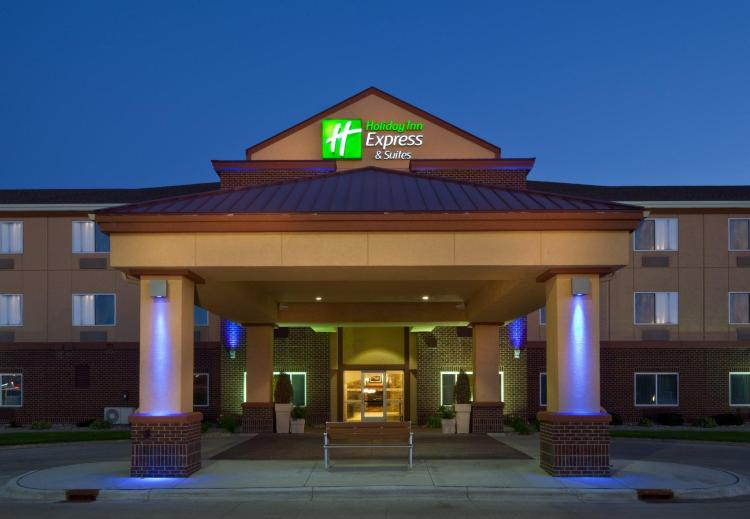 Holiday Inn Express Hotel And Suites Aberdeen