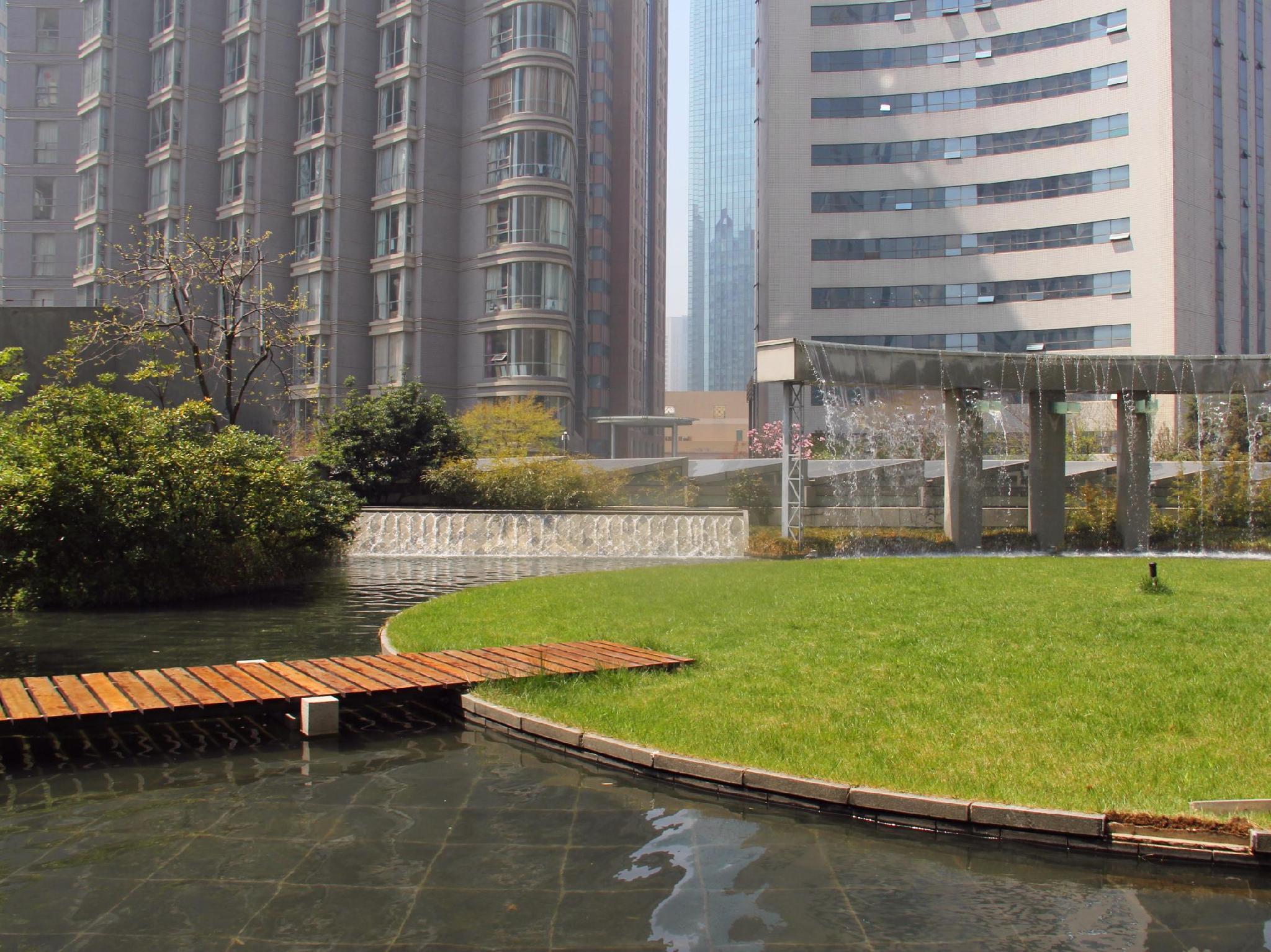 Qingdao Jinshan We Holiday Apartment Olympic