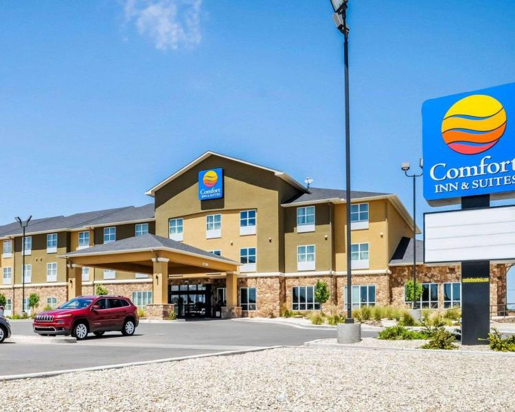 Comfort Inn and Suites Artesia
