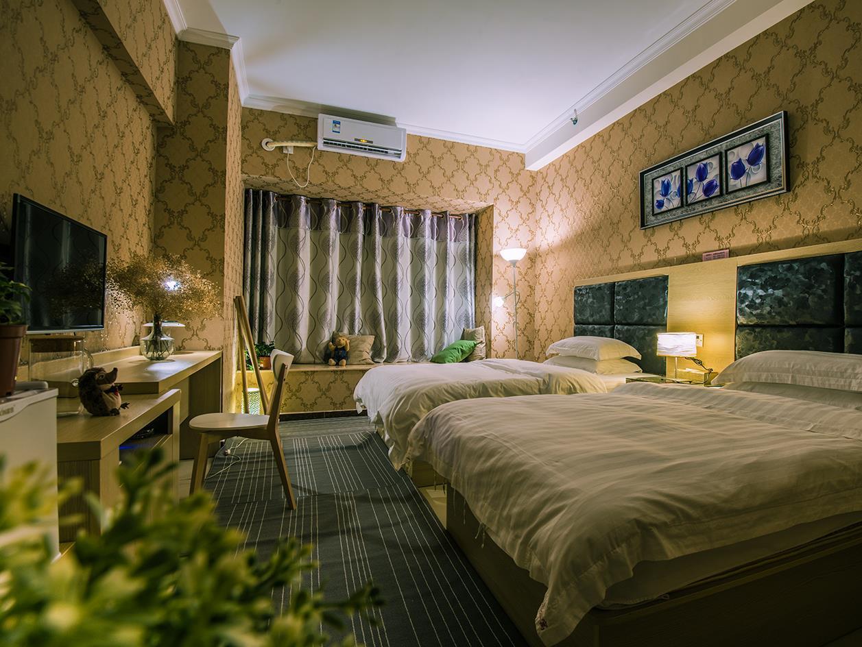 Xizhengjia Apartment Hotel Pazhou Complex Pazhou
