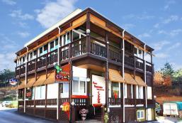 江陵羅丹樹高級旅館 Gangneung Rodem Tree Pension