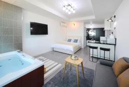 江陵阿拉水療高級旅館 Gangneung Ara Spa Pension
