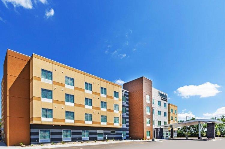 Fairfield Inn & Suites Aberdeen