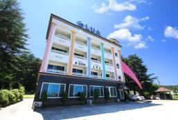 江陵盧亞花園酒店 Gangneung Lua Garden