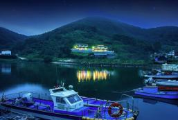 統營月光裡高級旅館 Tongyeong dalbichae pension