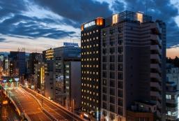 APA酒店 - 上野站前 APA Hotel Ueno Ekimae