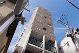 單臥室公寓 - 近大阪城 One Bed Room Near Osaka Castle Apartment