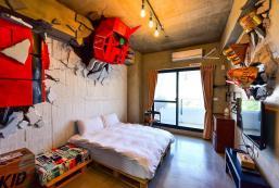 安平我小時候設計旅店 Wikid Design Hotel