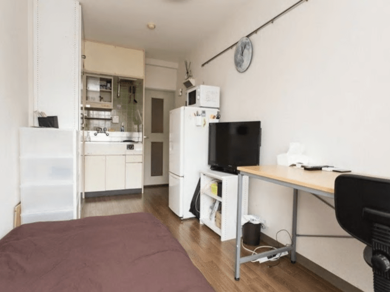 As 1 Room Apartment In Tokyo Fudomae No 1 Hotels Book Now