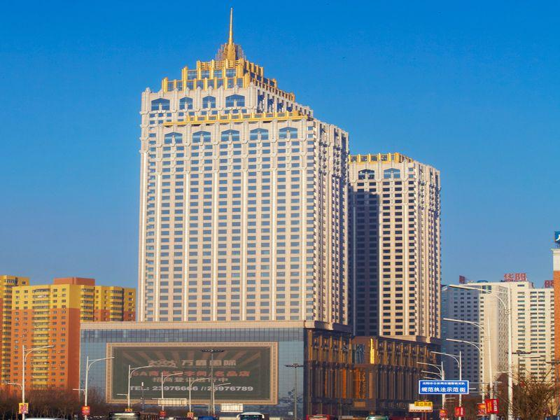 Find Hotels Nearby Street Shenyang Olympic Sports Center 30