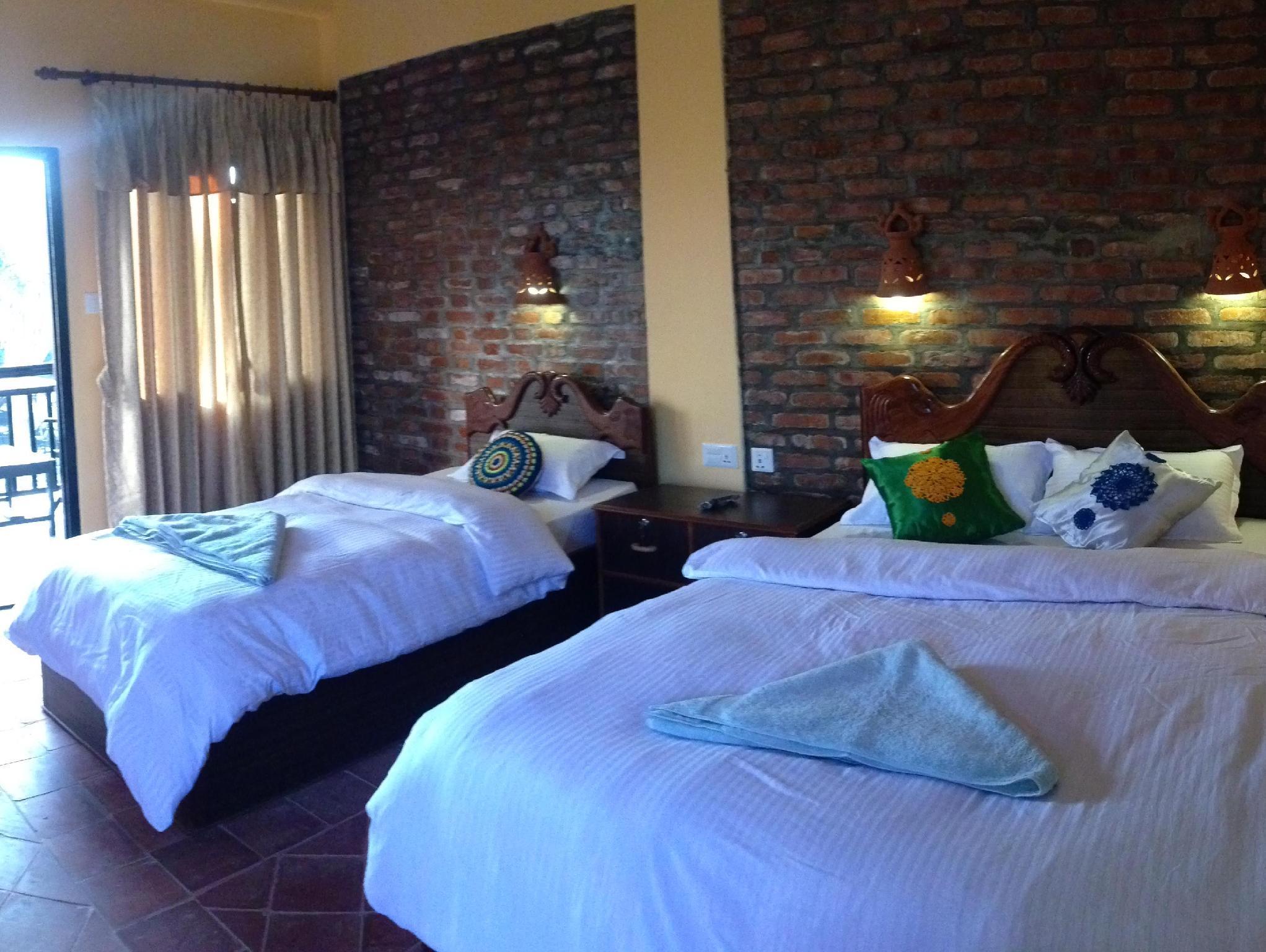 Chautari Garden Resort Chitwan Nepal