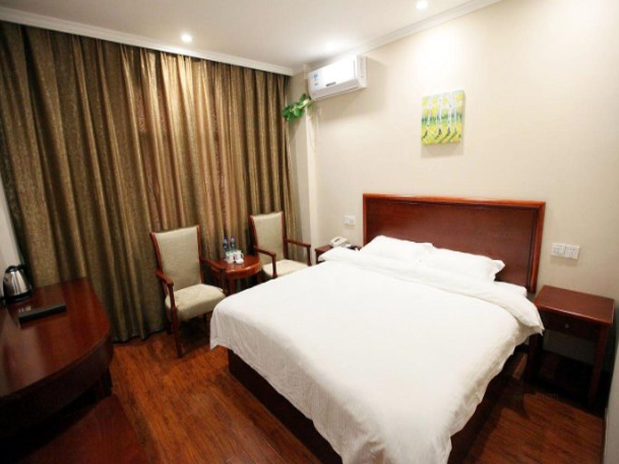 Greentree Inn Nanchang Xihu Zhanqian West Road Sheng Jin Ta