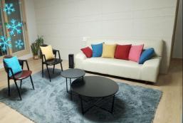 84平方米3臥室公寓 (一運面) - 有2間私人浴室 Geoje Island Sunrise Attractions Apartments(Room3)