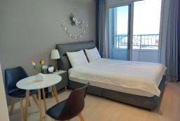 28平方米1臥室獨立屋 (束草港) - 有1間私人浴室 Sokcho Ocean View  New Sunrise Hotel Royal Floor