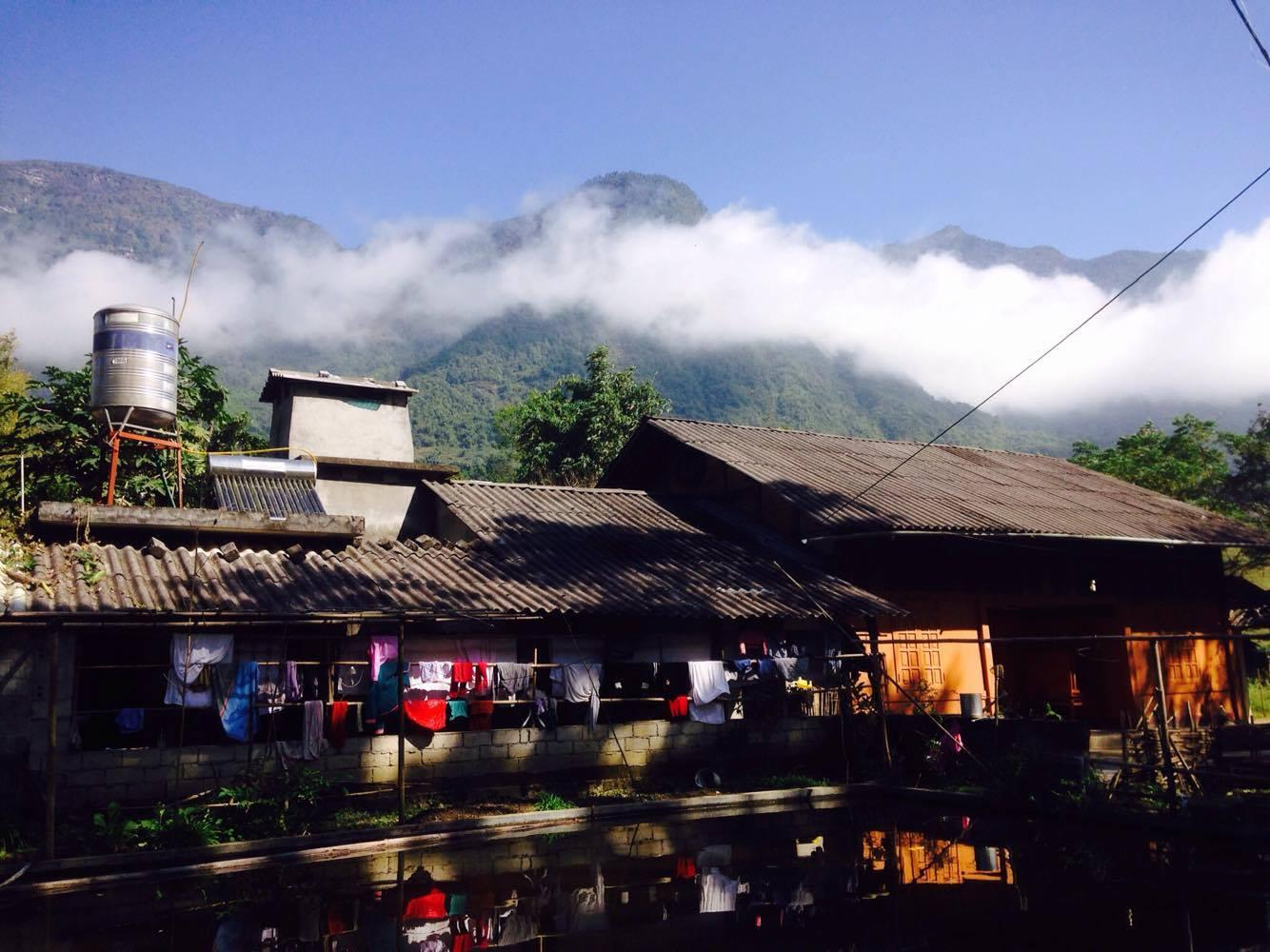 Cau May Homestay Sapa Vietnam