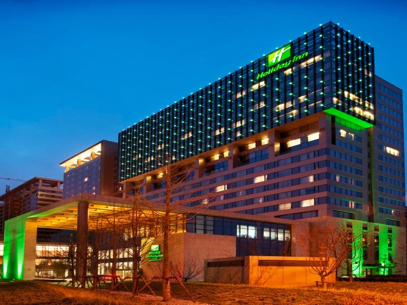 Holiday Inn Shanghai Hongqiao West In China Asia