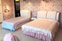 9平方米2臥室公寓 (花蓮市) - 有1間私人浴室 F典雅玫瑰房