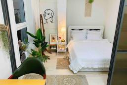 33平方米1臥室公寓 (朝陽洞) - 有1間私人浴室 paris house#4/오션뷰 속초 더마크 레지던스 18층 SOKCHO BEACH