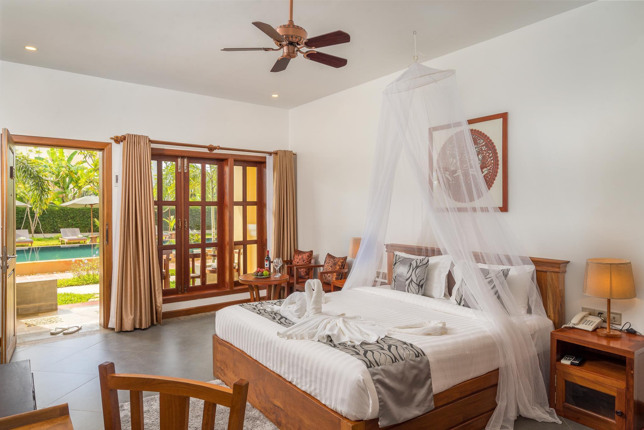 Savada Angkor Boutique Hotel Online Booking
