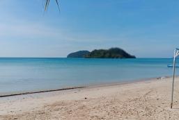 24平方米開放式平房 (奧高) - 有1間私人浴室 Sabai Beach Resort Koh Mak