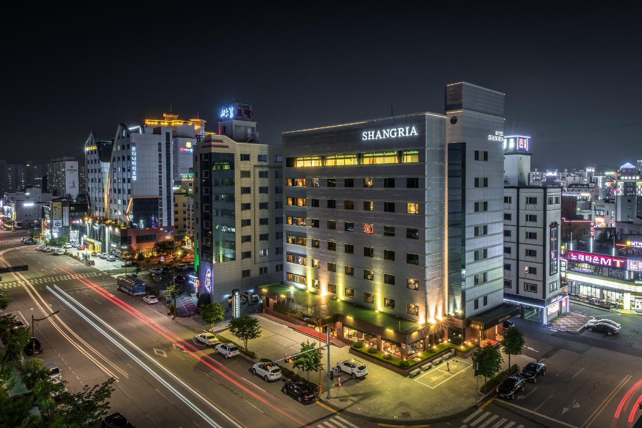 Shangria Beach Tourist Hotel Mokpo Si South Korea Great
