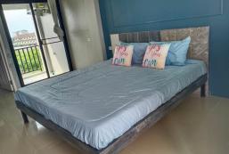 28平方米開放式公寓 (穆埃恩薩姆特薩科洪) - 有1間私人浴室 Samutsakorn Condo