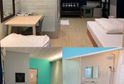 28平方米開放式獨立屋 (枋寮) - 有1間私人浴室 Fangliao Hostel Ocean R201