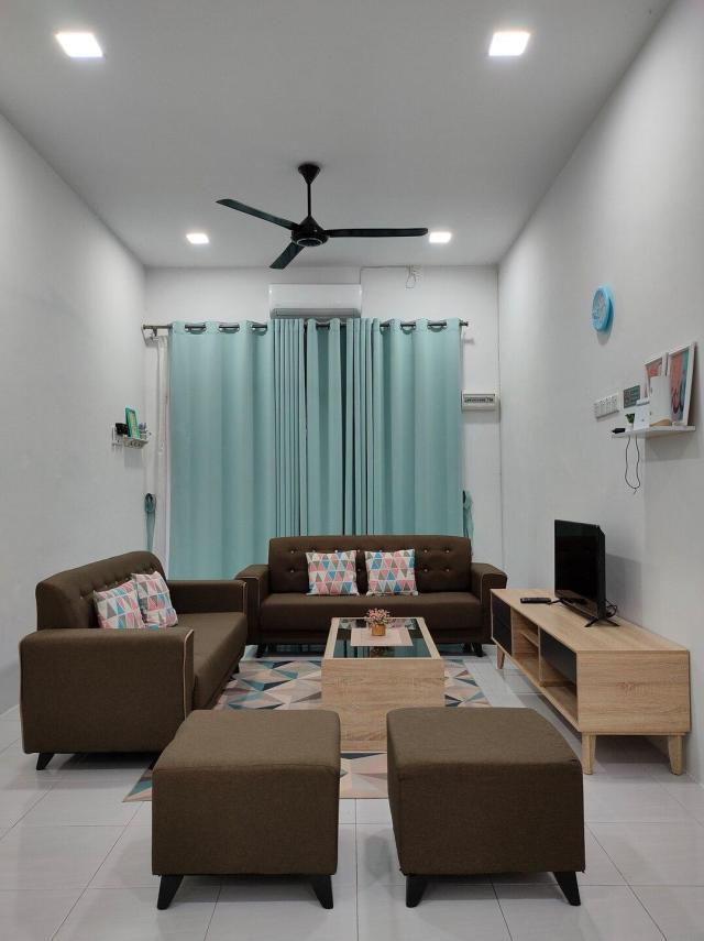 ZAYYAN SMART Homestay Jerantut, Pahang