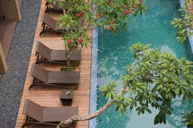 Hotel Santika Kuta Bali