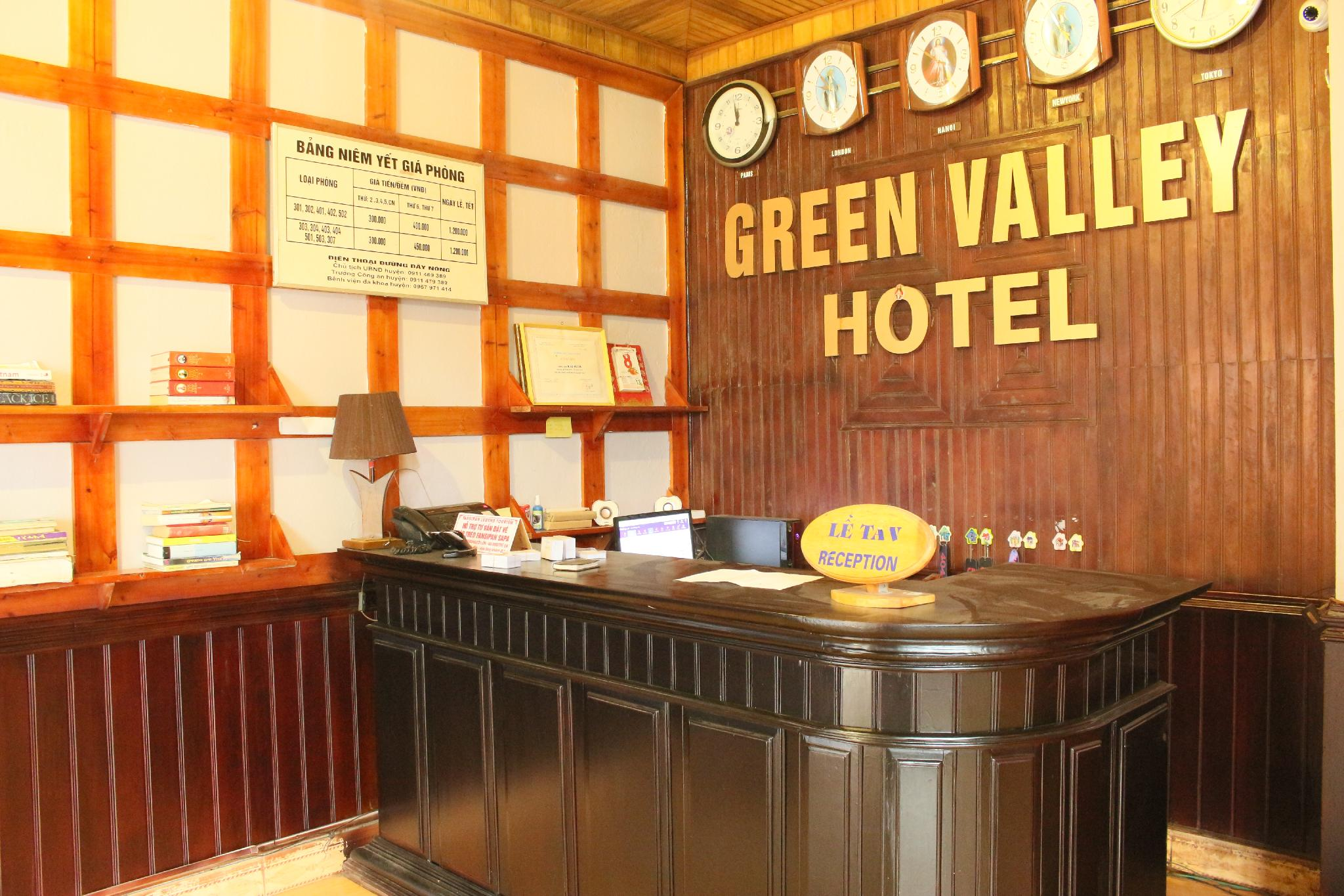 Green Valley Hotel Sapa Vietnam