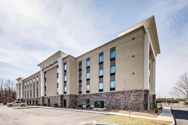 Hampton Inn and Suites Ashland