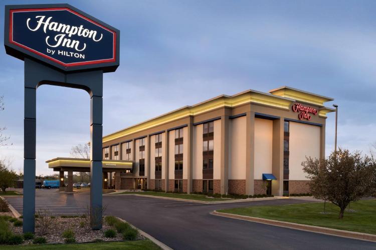 Hampton Inn Appleton-Fox River Mall Area