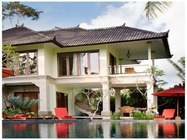 Suara Air Luxury Villa Ubud