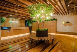 格蘭斯特秋葉原舒適膠囊酒店 GLANSIT AKIHABARA COMFORT CAPUSULE HOTEL
