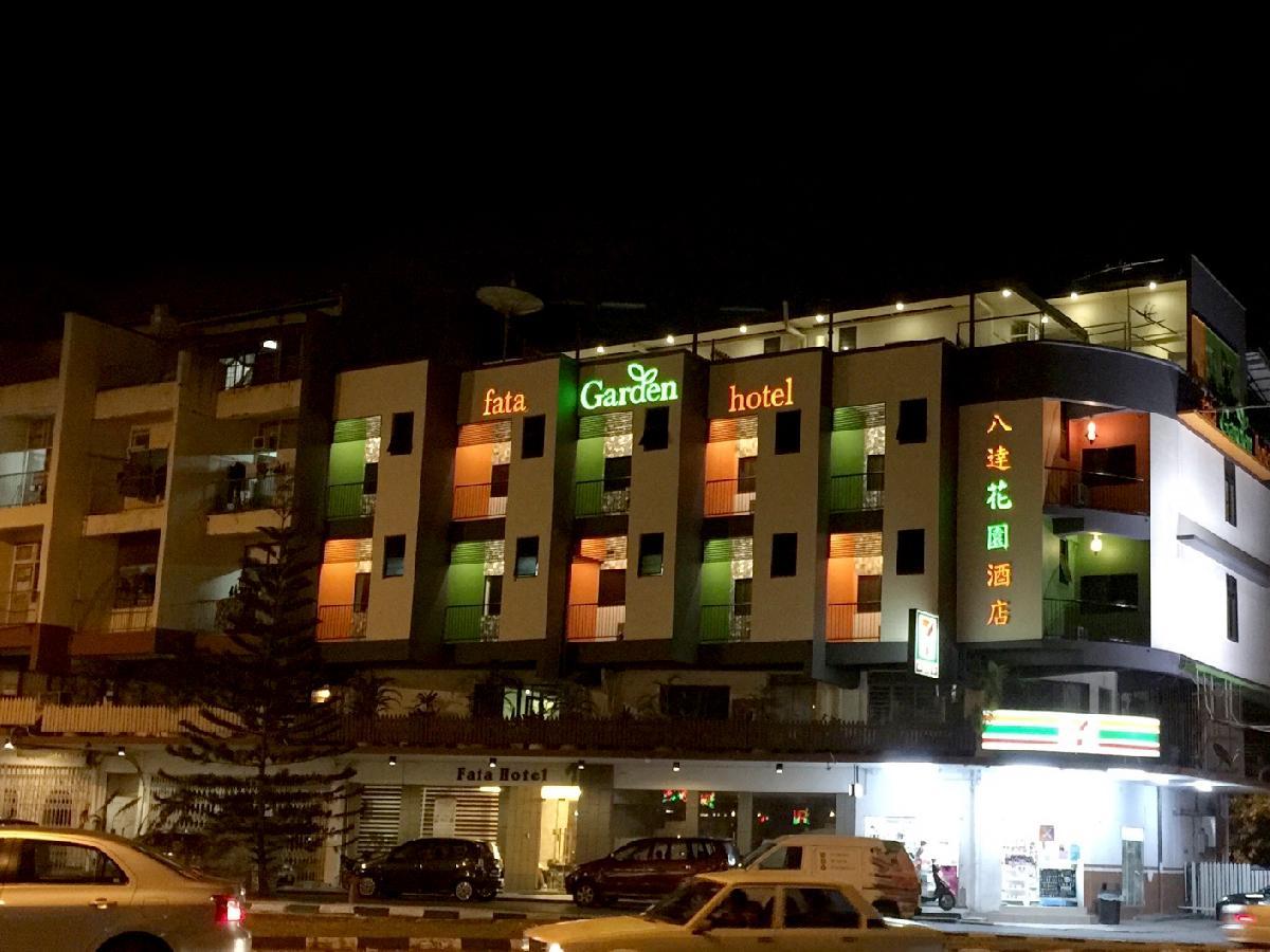 Fata Garden Hotel By Place2stay In Kuching Sarawak Malaysia